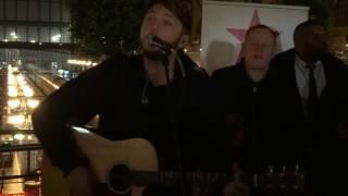 James Arthur - Safe Inside, live in Paris 15.11.16 HD