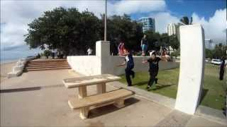 Ala Moana Session Parkour&Freerunning
