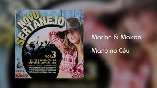 Marlon & Maicon - Mano no Céu [Áudio]