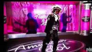 "Cooper Robinson ""I Feel Good"" - American Idol Season 10 (Los Angeles Auditions)"