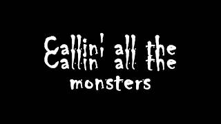China Anne McClain - Callin' All The Monsters (from A.N.T Farm) lyrics video