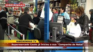 """Supermercado Couto já iniciou a """"Campanha de Natal"""""""