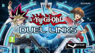 Yu-Gi-Oh! Duel Links - Steam Release Trailer