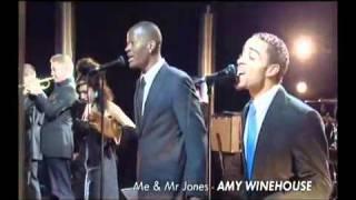 Amy Winehouse - Me And Mr Jones (Live De La Semaine)