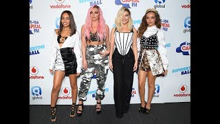 Little Mix at Capital Summertime Ball 2017 Red Carpet