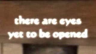 Eyes Wide Open: Westcott House