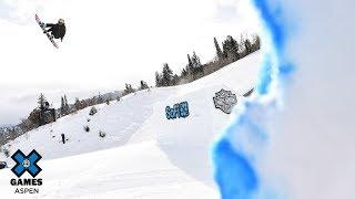 Zoi Sadowski-Synnott wins Women's Snowboard Slopestyle gold | X Games Aspen 2019
