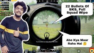 22 Bullets Squad Wipe By HYDRA GURU | Gaming Guru