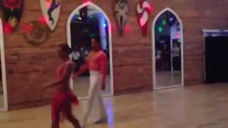 David and Paulina - 2013 Salsa Duello