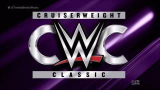 """WWE: """"Take A Stand"""" by CFO$ ► WWE Cruiserweight Classic Theme Song"""