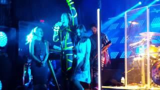 Я на сцене с Tokio Hotel в Нью Йорке ☆ Kings of Suburbia live ☆