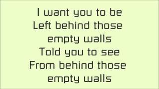 Empty Walls - Serj Tankian lyrics