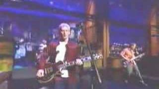 Foo Fighters - Everlong (Live Letterman 1997)