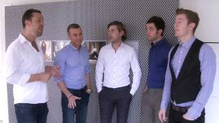 Aloe Blacc - I Need A Dollar | Cover by The Overtones