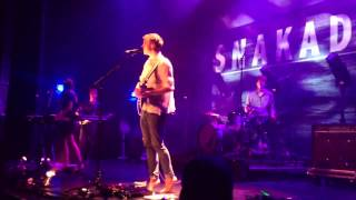 Snakadaktal - Too Soon LIVE MELBOURNE 2013
