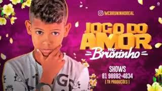 Mc Bruninho - Jogo do Amor - De trás para frente