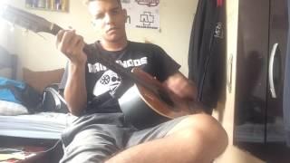 Zeca Baleiro - Heavy metal do senhor (guitar cover)