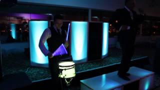Live LED Percussion - ACM DJ Entertainment