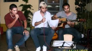 Danilo Nobre cantando Sou eu (Bruno e Marrone)