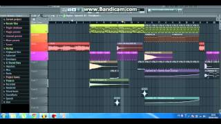 W&W & Headhunterz   We Control The Sound flp zip