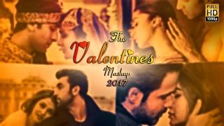 Valentines Mashup 2017 - DJ Danish | Best Bollywood Hindi Love Mashup | Latest Song 2017 | Official width=