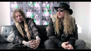 KORPIKLAANI - Folkies can shred just as hard as metal musicians (OFFICIAL INTERVIEW)