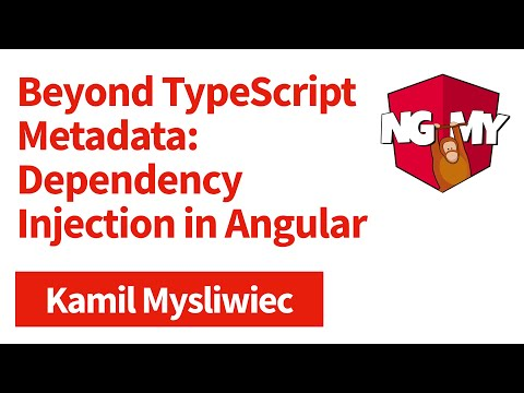Beyond TypeScript Metadata: Dependency Injection in Angular and Nest