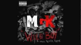 FLP MGK ft. Waka Flocka Flame - Wild Boy Official instrumental (Prod. by Trail_Mex)