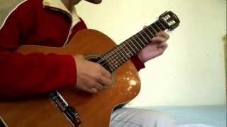 Hino de Portugal - Fingerstyle -