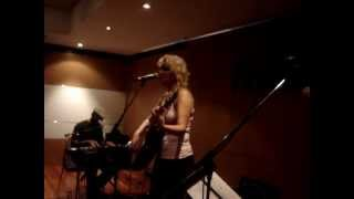 Daniela Galbin - Love's For Free - LIVE at FNAC.wmv