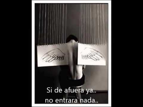 Angel Con Campera de No Te Va Gustar Letra y Video