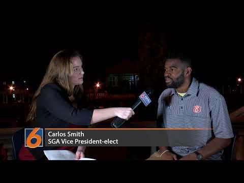 EETV interview with 2019 SGA Vice President Carlos Smith