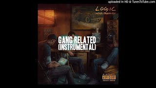Logic - Gang Related (Instrumental) [ReProd. by Versaucey Bwoii]