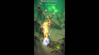 Sky Force Reloaded-Stage 7 insane Perfect Run Gladius ship