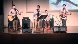 EarlyMonday - Nakal (GIGI Cover) Live at B' Snap 2013 Grand Finale