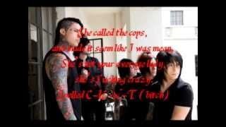 Falling In Reverse - Bad Girls Club ( Instrumental w/ Lyrics )