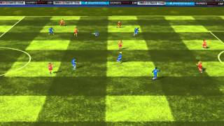 FIFA 14 iPhone/iPad - Razz FC vs. FC Barcelona
