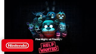 REVIEW: Five Nights at Freddy\'s: Help Wanted