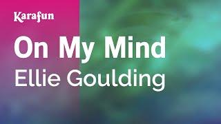 Karaoke On My Mind - Ellie Goulding *