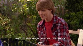 Sterling Knight - Hero, with lyrics