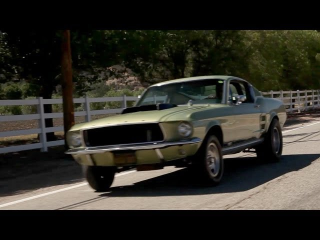 1967 Mustang: California Drag 'Stang - /BIG MUSCLE