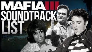 Mafia 3 - FULL Soundtrack List