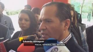 Señal Informativa: Almaguer asegura que la FGE ya buscaba a 'El Pistolas'