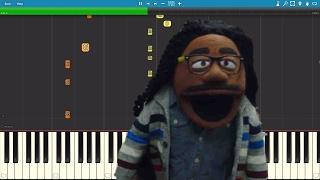 Big Baby D.R.A.M. - Cute - Piano Tutorial