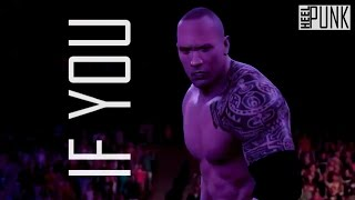 The Rock Titantron - Remake - WWE2K17