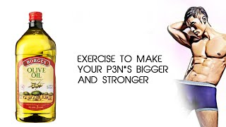 SIMPLE EXERCISE TO MAKE YOUR PENIS STRONGER, HEALTHIER AND LAST LONGER FOREVER