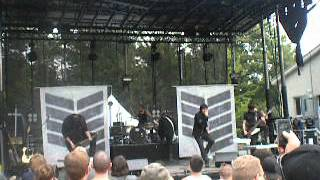 "Nine Lashes ""Anthem Of The Lonely"" live at Soulfest 2012"