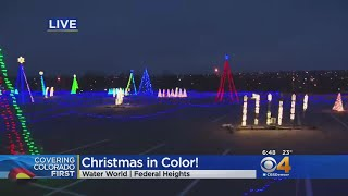 Christmas In Color Up And Running After Delay