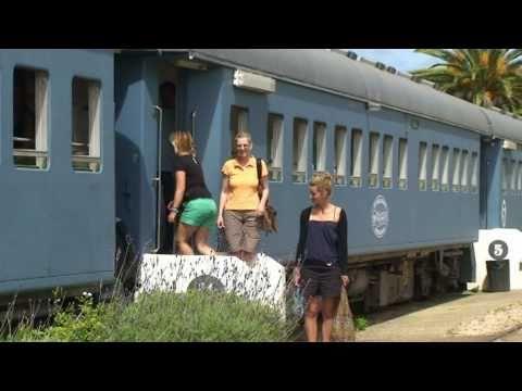 Santos Express Train Lodge and Restaurant