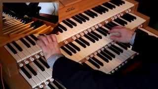 Amparito Roca, played on Hauptwerk Wurlitzer Organ